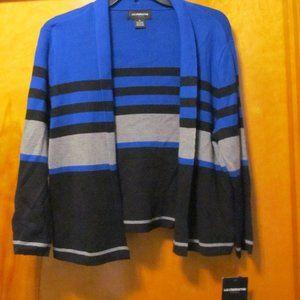 Liz Claiborne Career Sweater XL NWT